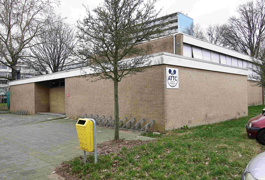 Gymzaal Marsdiep