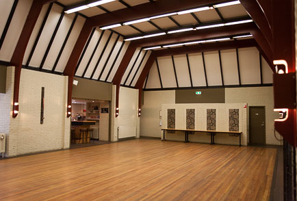 multifunctionele zaal